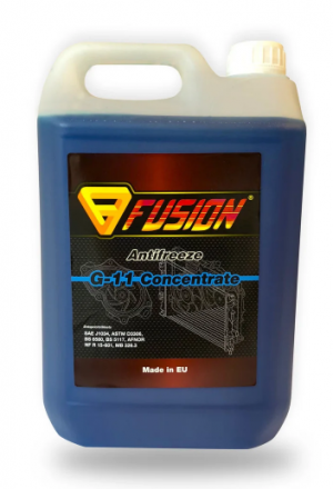 Fusion Antifreeze Concentrate G11