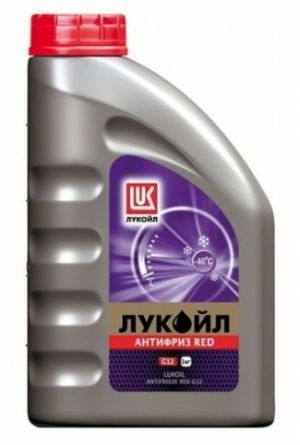 Лукойл Antifreeze Red G12