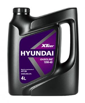 Hyundai Xteer Gasoline 10W-40