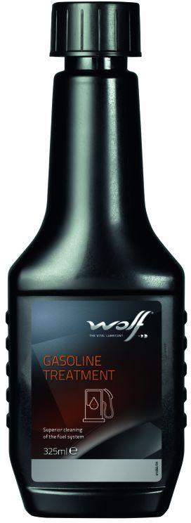 Присадка в бензин (очиститель топливной системы) Wolf Gasoline Treatment