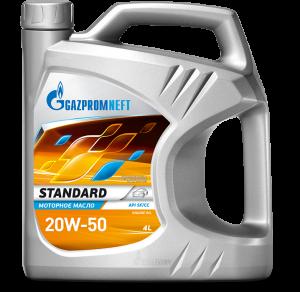 Gazpromneft Standard 20W-50