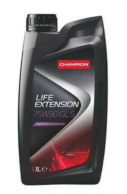 CHAMPION Life Extension 75W-90 GL-5