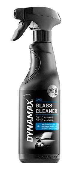 Очиститель стекол Dynamax Glass Cleaner