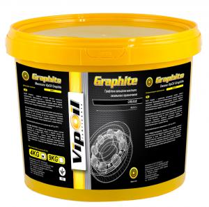 Многоцелевая смазка (литий и графит) VipOil Graphite