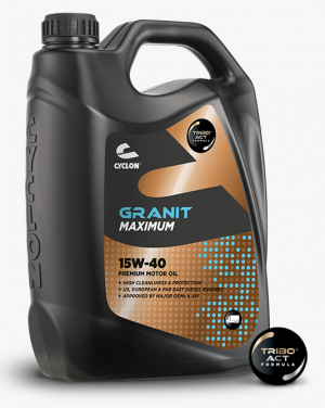 CYCLON Granit Maximum 15W-40