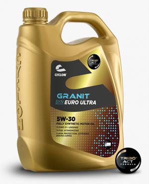 CYCLON Granit Syn Euro Ultra 5W-30