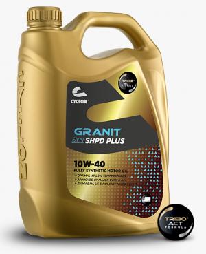 CYCLON Granit Syn SHPD Plus 10W-40