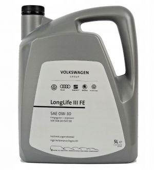 VAG Longlife-III FE 0W-30