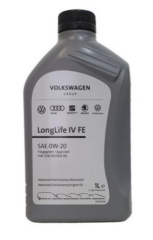 VAG Longlife IV FE 0W-20