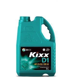 KIXX D1 10W-40