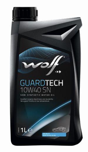 Wolf GuardTech 10W-40 SN