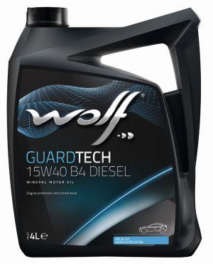 Wolf GuardTech 15W-40 B4 Diesel