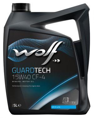 Wolf GuardTech 15W-40 CF-4