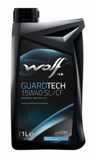 Wolf GuardTech 15W-40 SL/CF