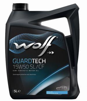Wolf GuardTech 15W-50 SL/CF