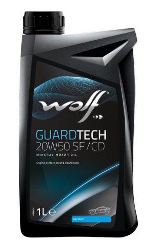 Wolf GuardTech 20W-50 SF/CD