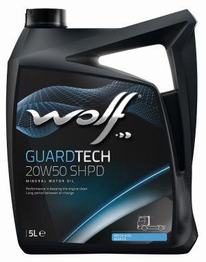 Wolf GuardTech 20W-50 SHPD