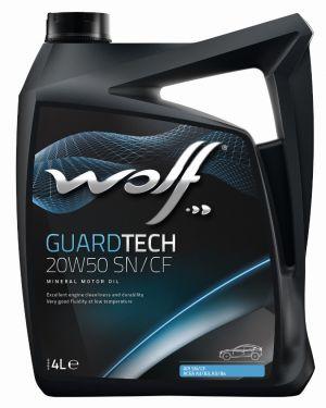 Wolf GuardTech 20W-50 SN/CF