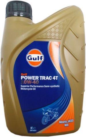Gulf Power Trac 4T 10W-40