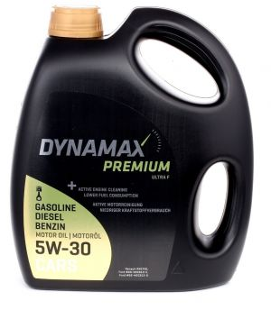 Dynamax Premium Ultra F 5W-30