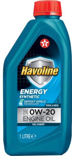 Texaco Havoline Energy 0W-20