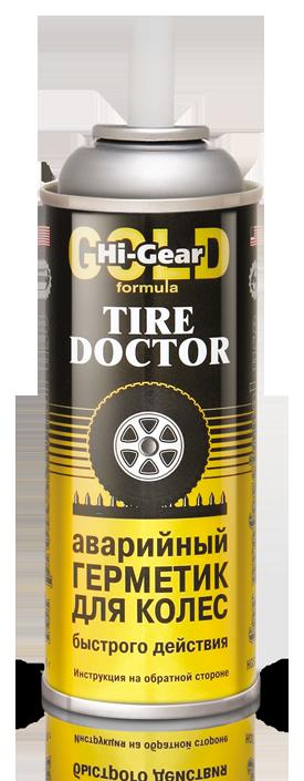Аварийный герметик для ремонта колес Hi-Gear Tire Doctor