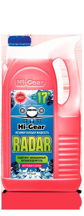 Омыватель зимний Hi-Gear Radar (-17C)