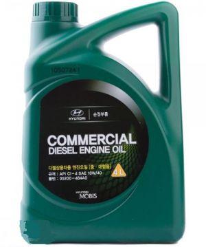 Hyundai/Kia Commercial Diesel SAE 10W-40 CI-4