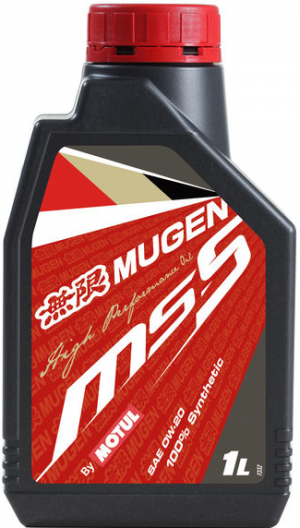 Mugen Hi-Performance Oil MS-S 0W-20