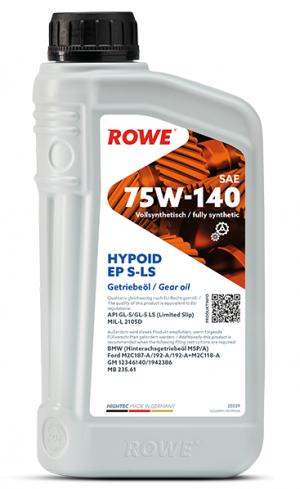 Rowe Hightec Hypoid EP S-LS 75W-140