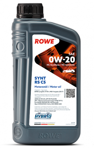 Rowe Hightec Synt RS C5 0W-20