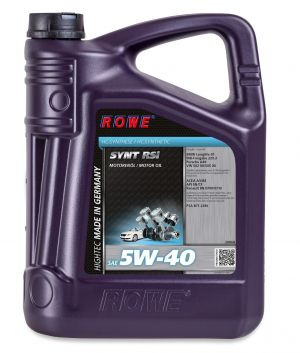 Rowe Hightec Synt RSI 5W-40