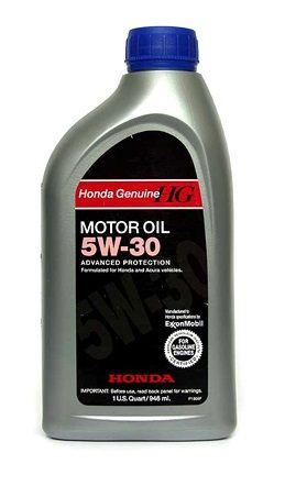 Honda Motor Oil 5W-30