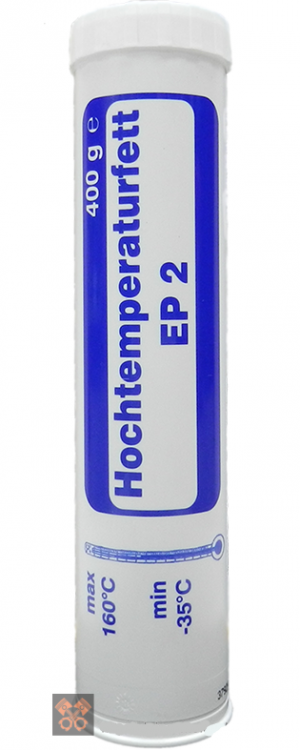 Многоцелевая смазка (литиевый загуститель) FOSSER Hochtemperaturfett EP 2
