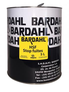 Стоп-течь гидравлической системы Bardahl HSF Hydraulik Stop Leak