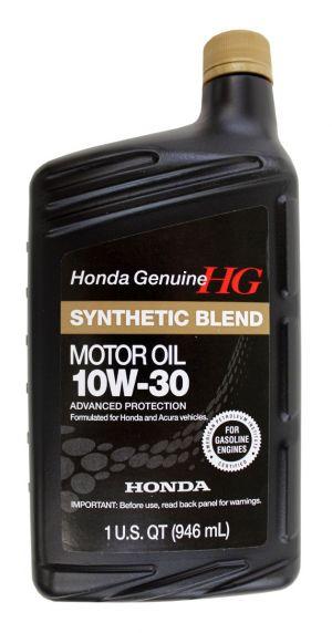 Honda Motor Oil 10W-30