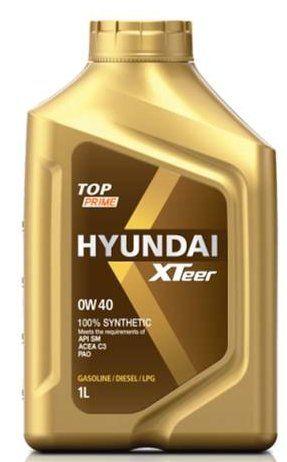 Hyundai Xteer TOP Prime 0W-40