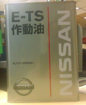 Nissan E-TS Fluid