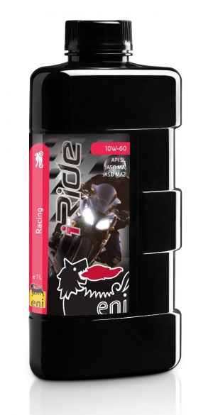 Eni I-Ride Racing 10W-60