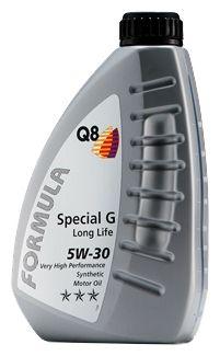 "Q8 Formula Special ""G"" 5W-30 Long Life"