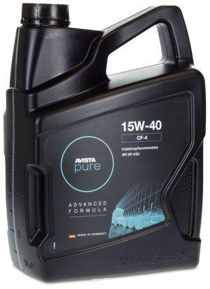 Avista Pure CF-4 15W-50