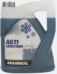 MANNOL AG11 -40°C Antifreeze (Longterm)