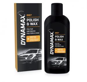 Полироль для кузова с воском Dynamax Polish and Wax