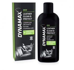 Очиститель салона (кожа) Dynamax Leather Clean & Protect