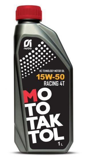 Nestro Mototaktol Racing 4T 15W-50