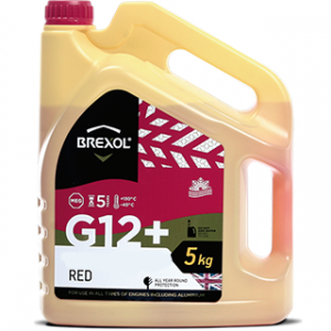 Brexol Red Concentrate G12+