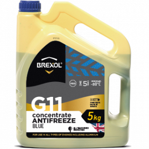 Brexol Blue Concentrate G11