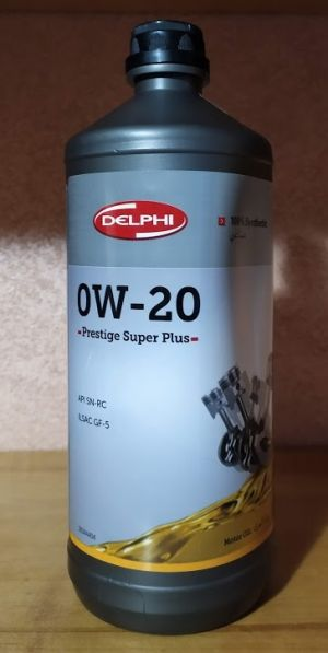 DELPHI PRESTIGE SP PLUS 1 0W-20