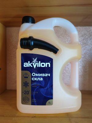 Омыватель зимний Akvilon Melon (-20C)