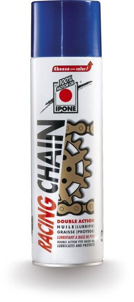 Смазка для цепей Ipone Spray Racing Chain Bleu